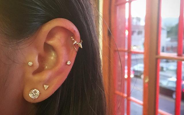 GESPOT op Instagram: piercings aangepast aan je sterrenbeeld