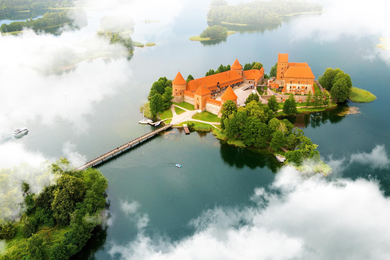 Oeps: Litouwen gebruikte foto's van andere landen om toeristen te trekken