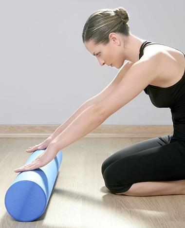 De beste foam roller oefeningen voor sneller spierherstel