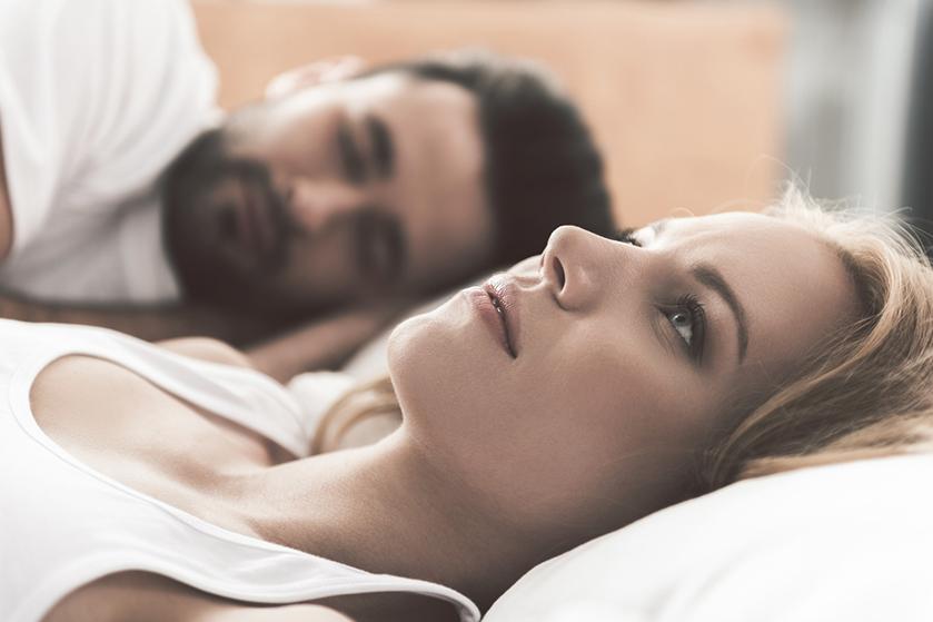 Opgebiecht: 'Ik ben uitgekeken op mijn man'