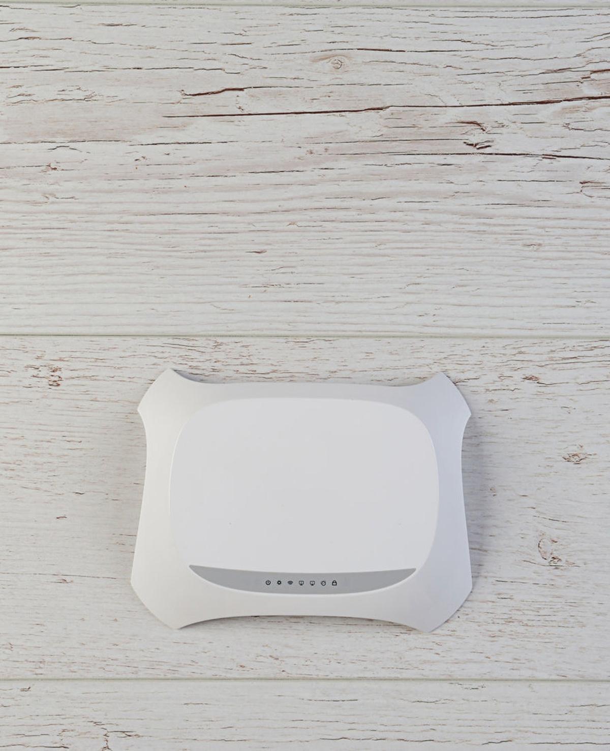 Zo verstop je de wifi router