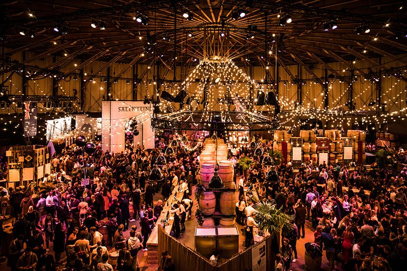 WIN: 5×2 tickets voor Amsterdam Wine Festival