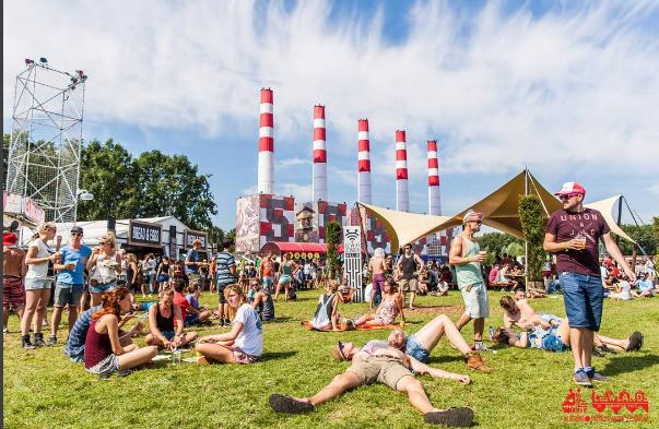 Zien! Zo ziet het festivalterrein van Lowlands er dit jaar uit