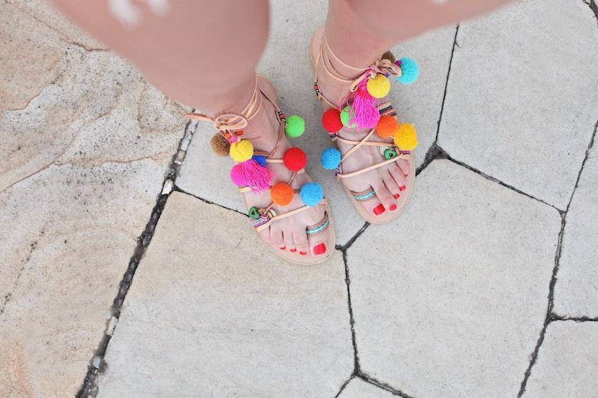 Maak je voeten slipperproof in 4 stappen