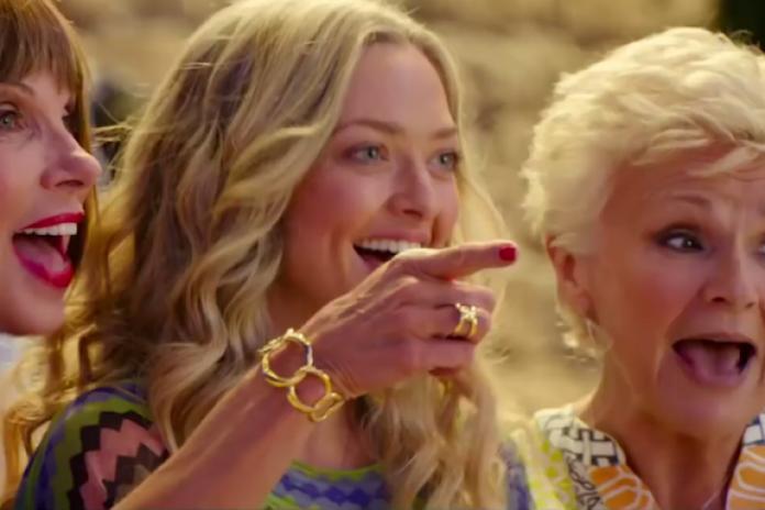 Nog eentje dan: de makers van 'Mamma Mia: Here We Go Again' komen met een laatste trailer