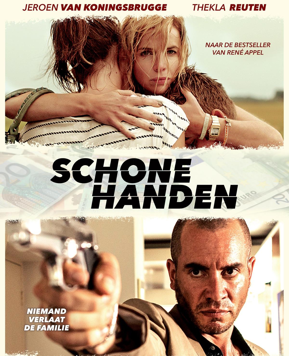 Win bioscoopkaarten voor 'Schone handen'