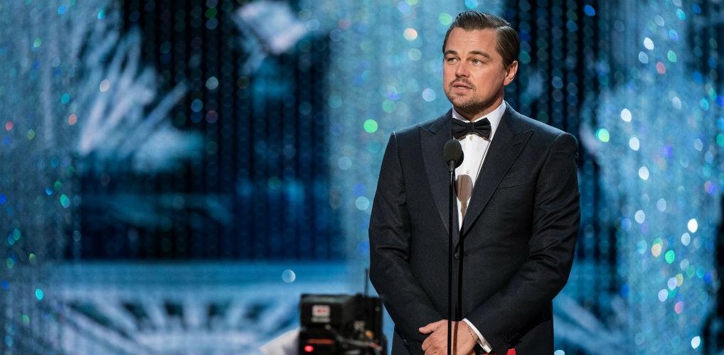 Leonardo Di Caprio viert verjaardag in stijl