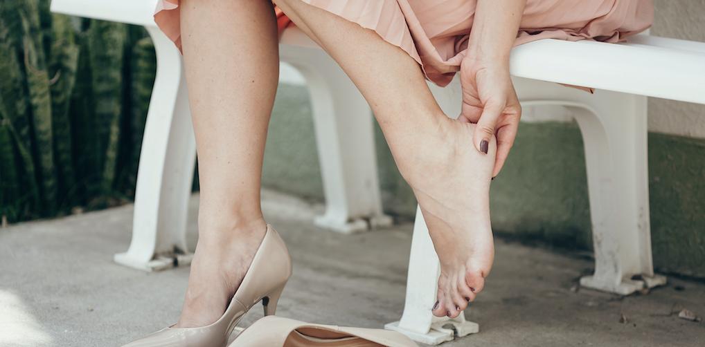 Dit voetenmasker gaat viral en dat is omdat je huid volledig van je voeten verdwijnt