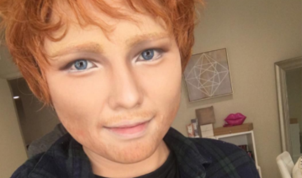 WOW: dit is niet Ed Sheeran
