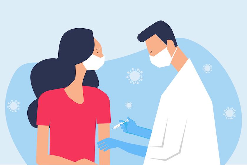 Per vaccin op een rij: zó lang duurt het na je prik(ken) tot je beschermd bent tegen het coronavirus