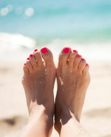 Maak je voeten zomerklaar!