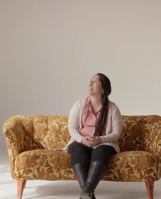 Blinde vrouwen vertellen over beauty