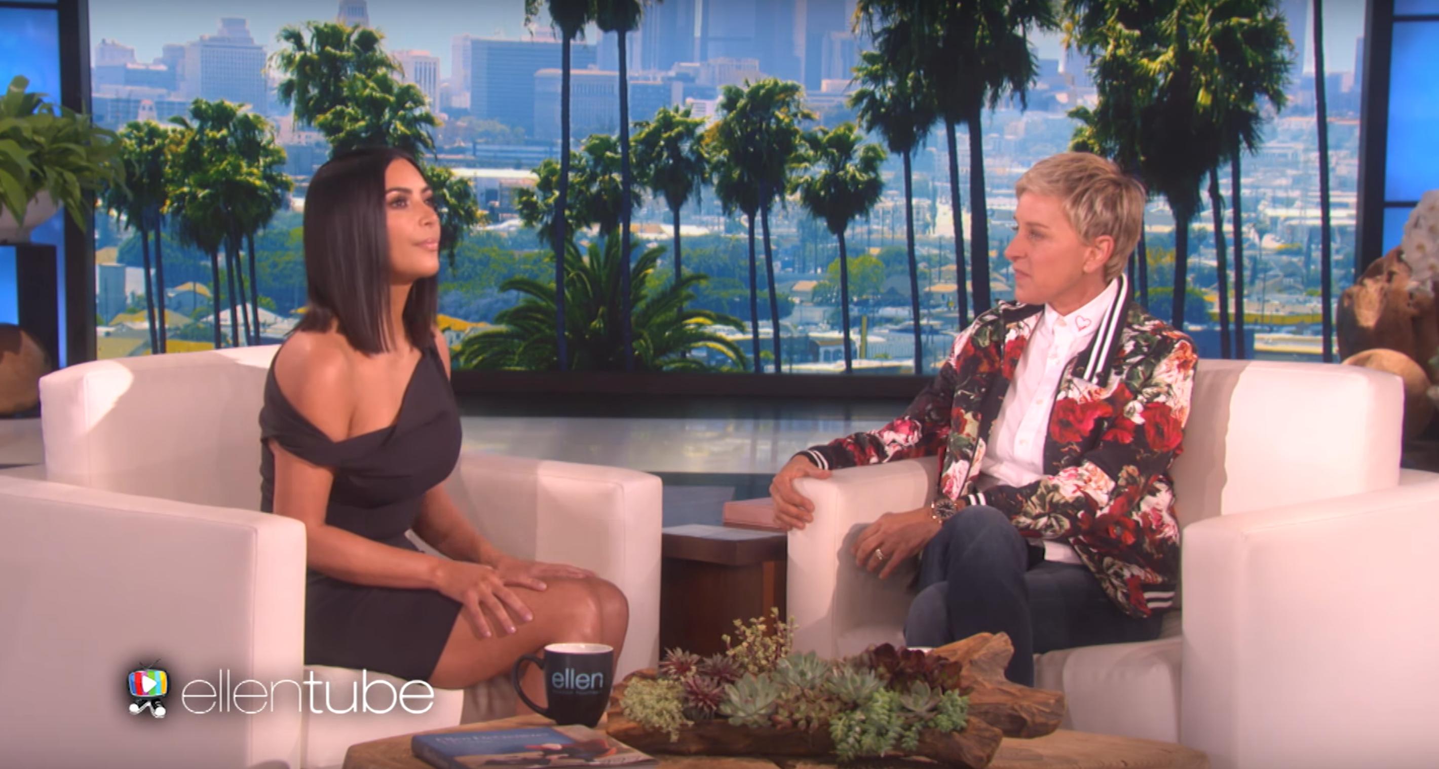 Kim Kardashian: 'De overval in Parijs heeft me een ander mens gemaakt'