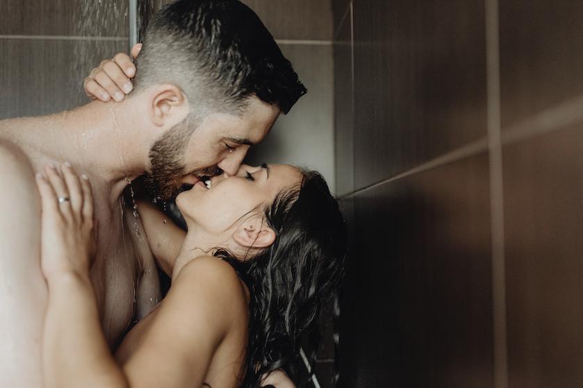 'Van de 10 keer dat mijn vriend Tobias en ik seks hebben, doe ik het 8 keer puur voor hem'