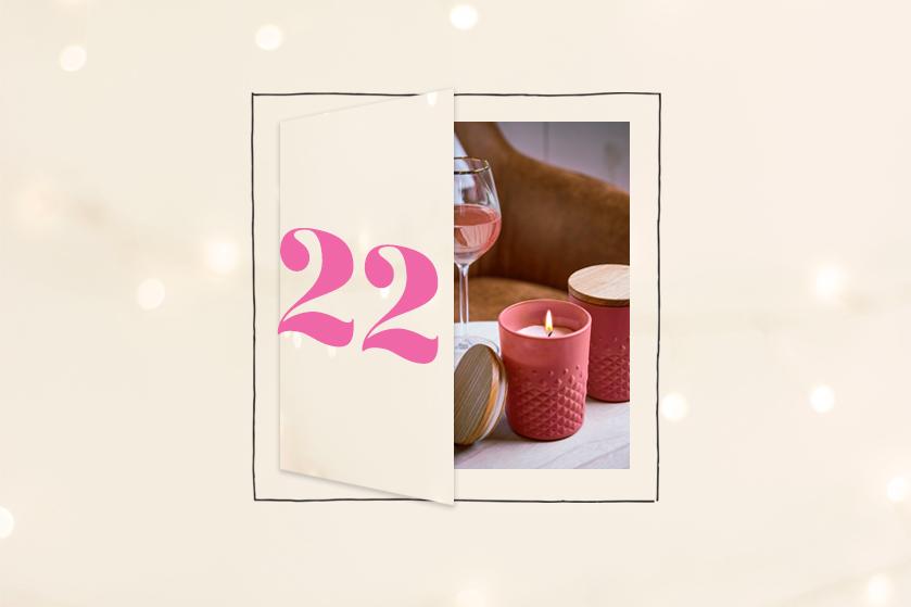 Flair's Adventskalender 2020 #22: win 4x een prachtige geurkaarsenset van Libbey