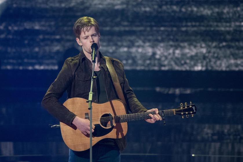 Wat is er met 'The Voice'-winnaar Jim van der Zee gebeurd? 'Ik maakte mezelf kapot'