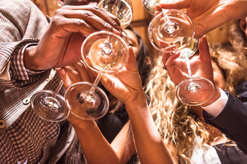 Dit wil je! Win tickets voor jou en je vriendin voor het allereerste champagnefestival in Amsterdam