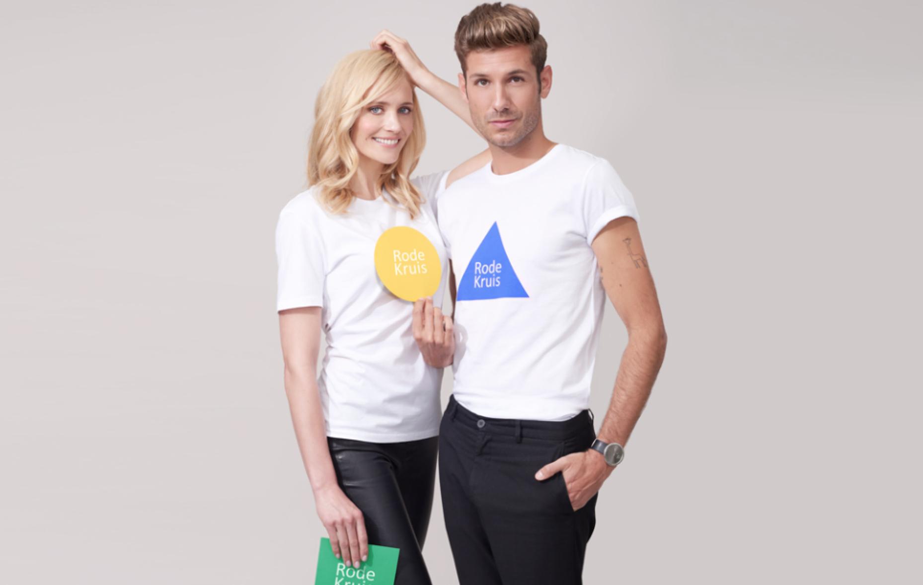 Moam ontwerpt zomerse t-shirts voor 150e verjaardag Rode Kruis
