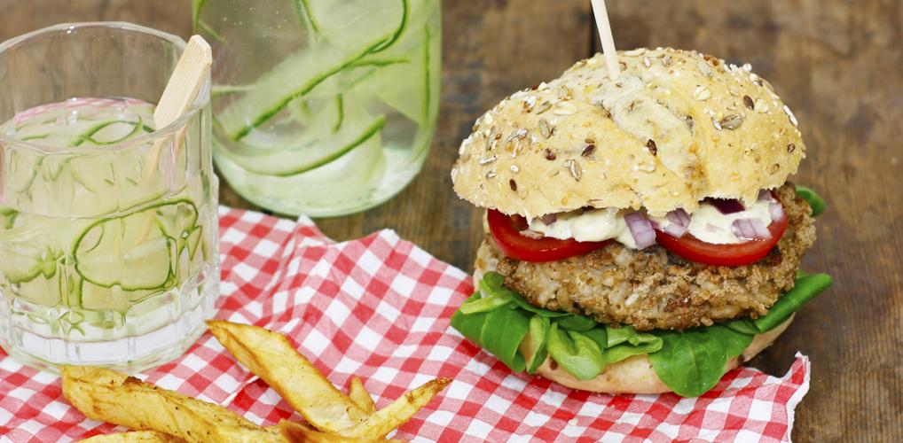 Recept van de week: Risottoburger