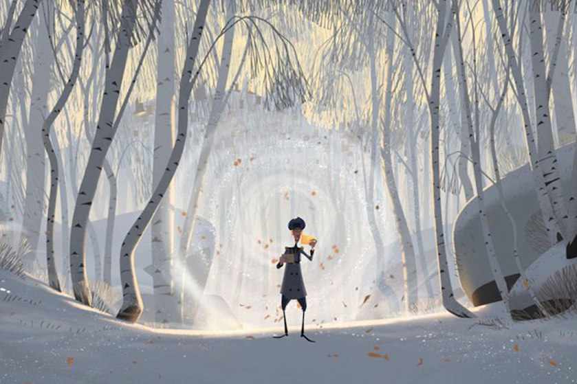 Happy holidays! Netflix' zet kerstige trailer van allereerste Original-animatiefilm online