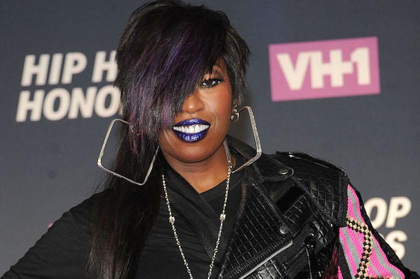 Missy Elliott de eerste vrouwelijke rapper die genomineerd is voor Songwriters Hall Of Fame