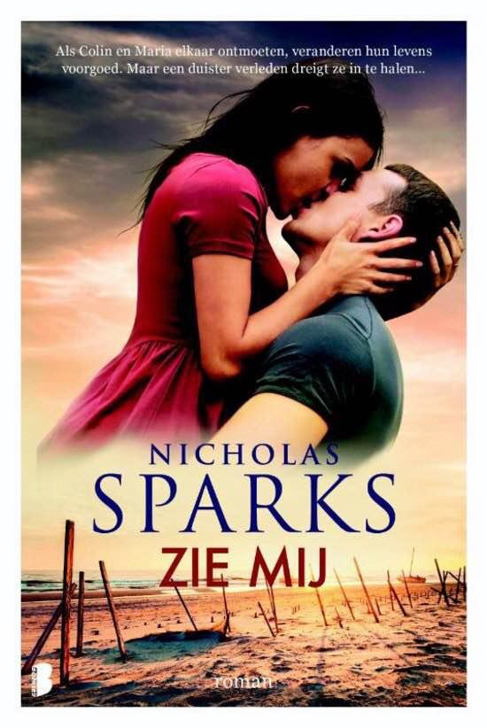 Win! Het boek 'Zie mij' van Nicholas Sparks