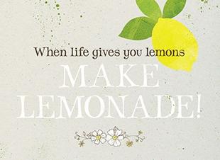 Drie limonaderecepten