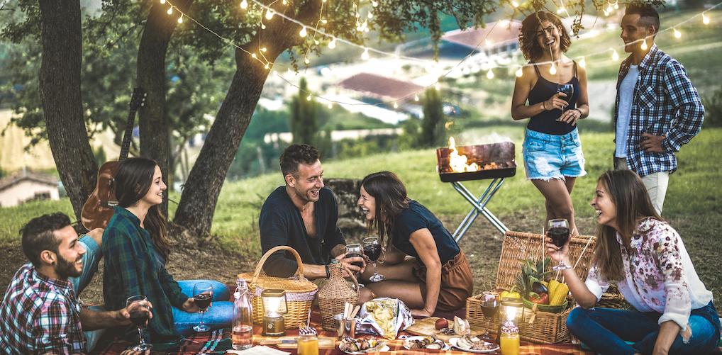 BBQ & Chill: Action introduceert een chocoladefondue voor op de barbecue