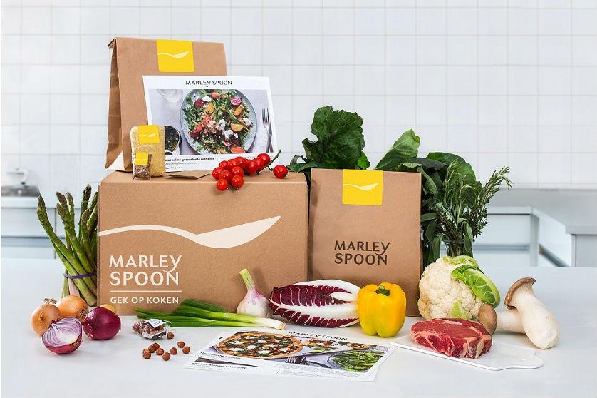Winnen: 8x een Marley Spoon maaltijdbox t.w.v. €50 (gesloten)