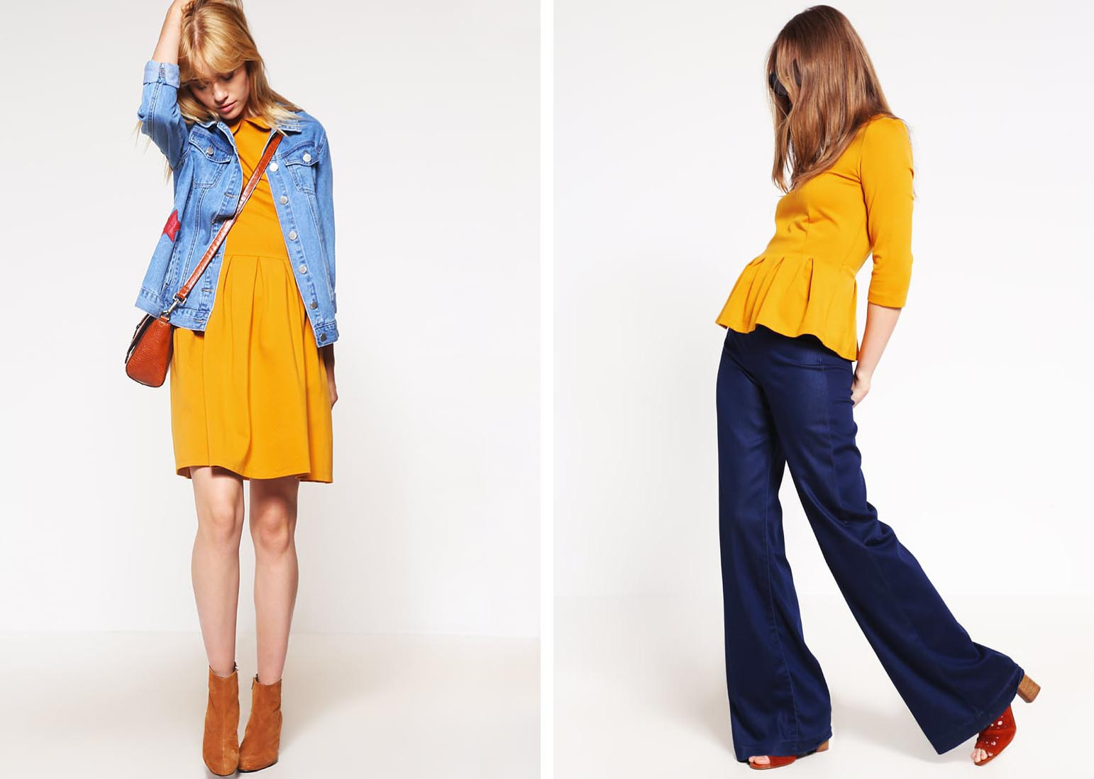 Shoppen: mellow yellow