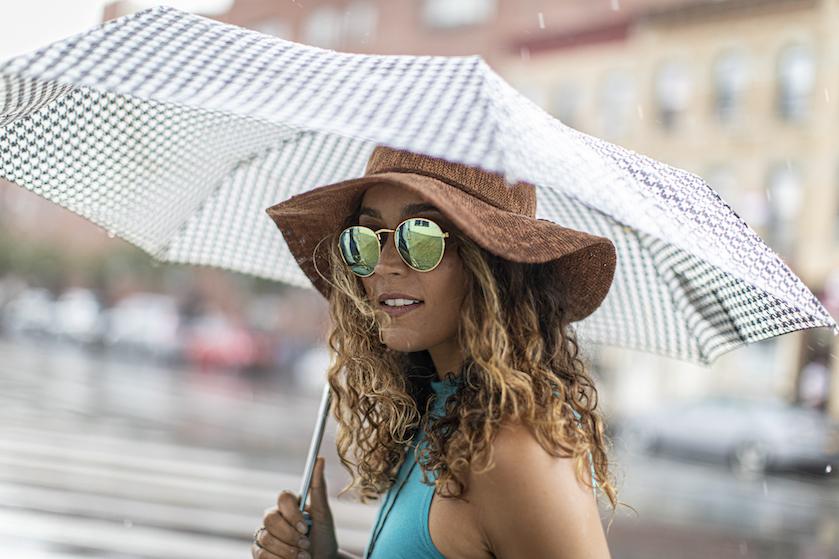 Nooit eerder viel er zóveel regen in de zomer (en – bummer – we hebben nog wat te goed)