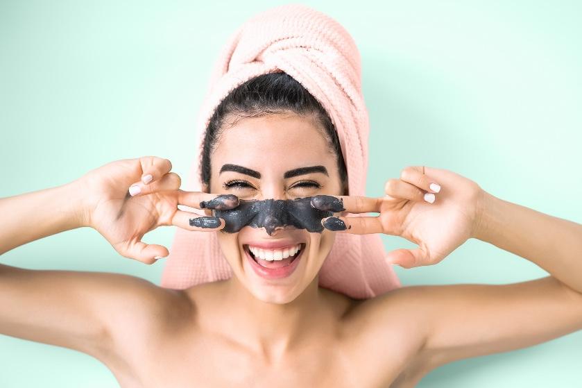 Fresh skin: zó verminder je vervelende mee-eters op je neus