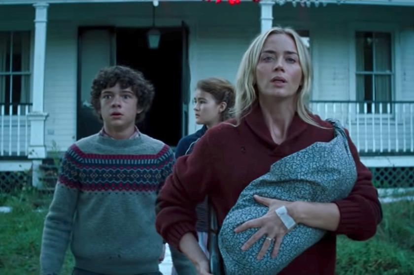 Het lange wachten is bíjna voorbij: 'A Quiet Place 2' komt eraan dít is de ijzingwekkende laatste trailer