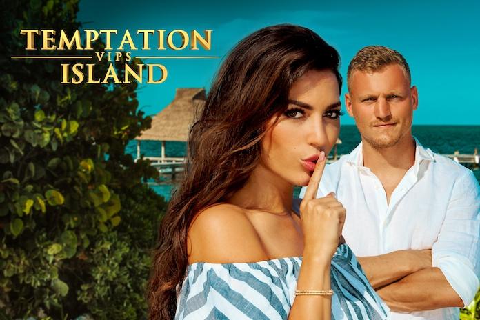 Is dit het bewijs dat Temptations Niels en Rosanna nog bij elkaar zijn?