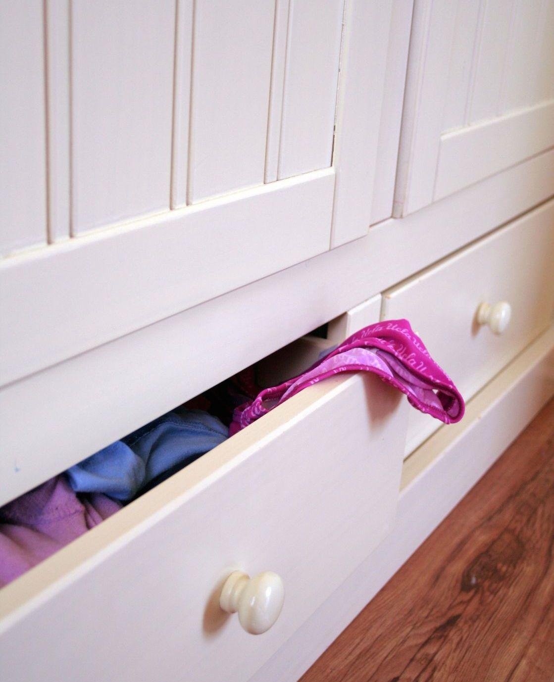 Ondergoed minimaliseren in 5 stappen