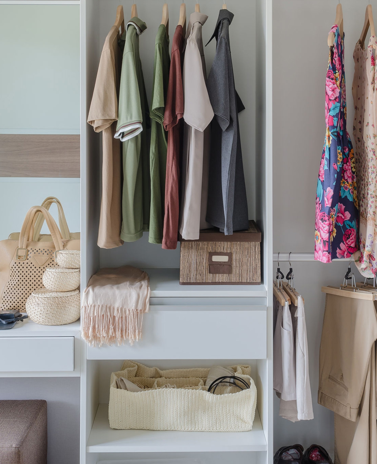 Met deze tips is jouw kledingkast in het vervolg écht opgeruimd