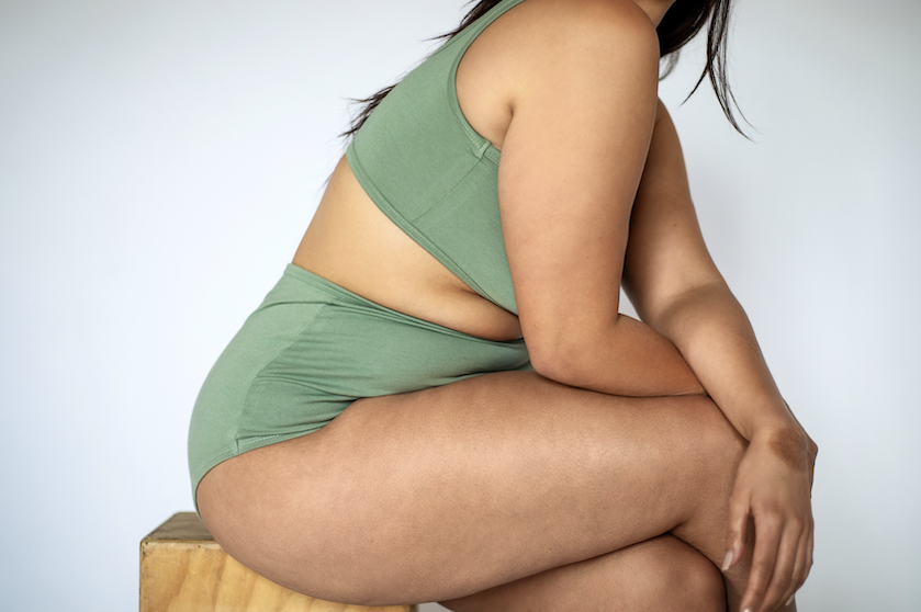 Bianca kwam in een half jaar 18 kilo aan: 'Overdag namen mijn benen vier centimeter in omvang toe'