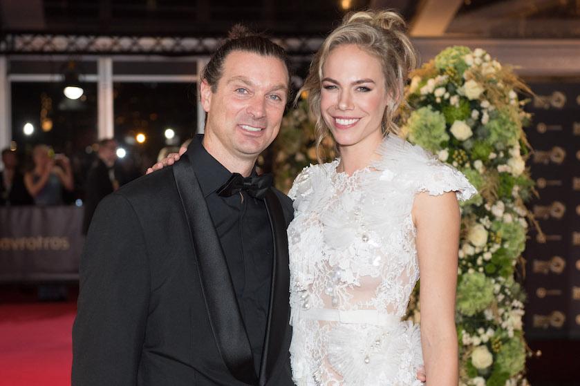 Mooi: Nicolette Kluijver prijst ex-man Joost ondanks scheiding de hemel in