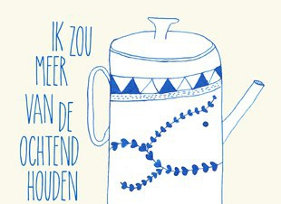 Quote van de week