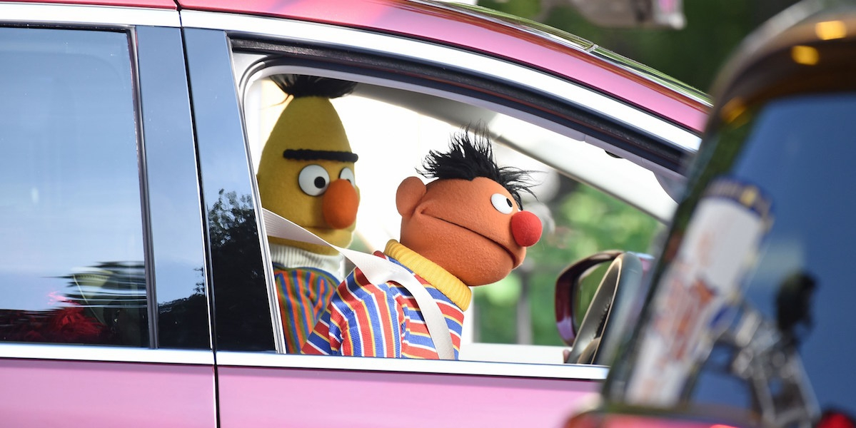 Grappig: Bert en Ernie maken eigen versie van 'The Fresh Prince Of Bel-Air'