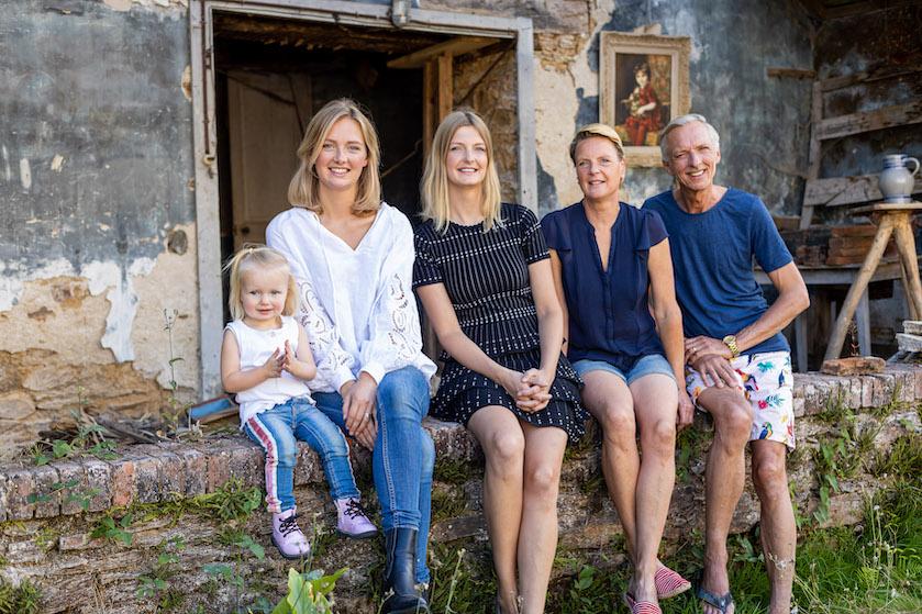 Is de strijdbijl begraven? Familie Meiland weer in contact met Nadège