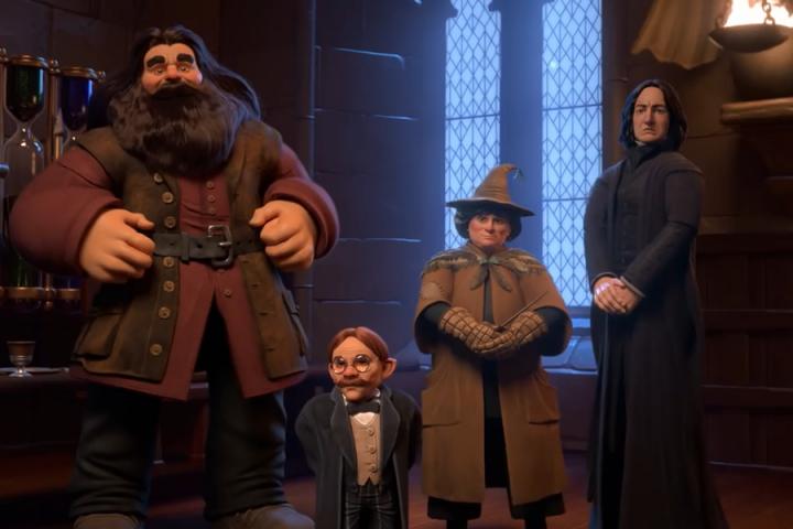 Wands ready: alles wat je moet weten over 'Harry Potter: Hogwarts Mystery Game'