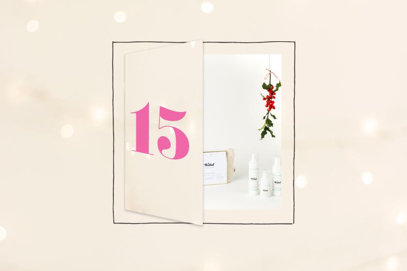 Flair's Adventskalender 2020 #15: win 3x limited edition Holiday Set van Witlof Skincare