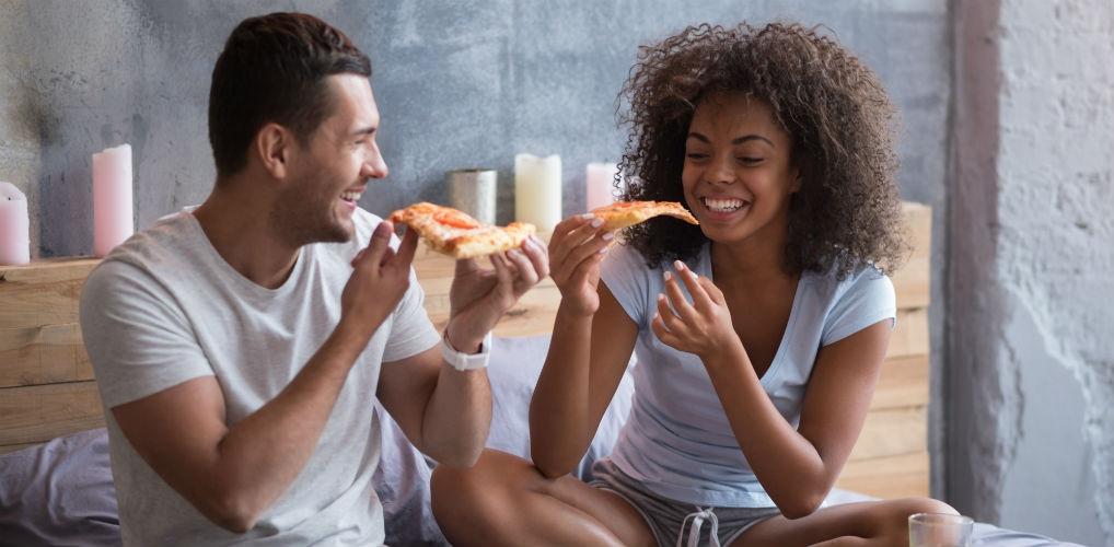 WOW: je kunt dus echt verslaafd zijn aan pizza