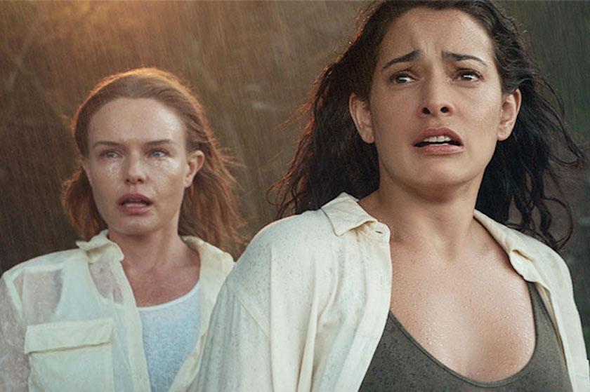 Nieuwe Netflix-serie is mix van Fyre Festival, 'Black Mirror' en 'Hunger Games'