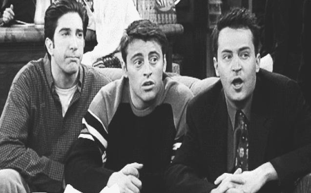 10 signalen dat je stiekem verslaafd bent aan 'Friends'
