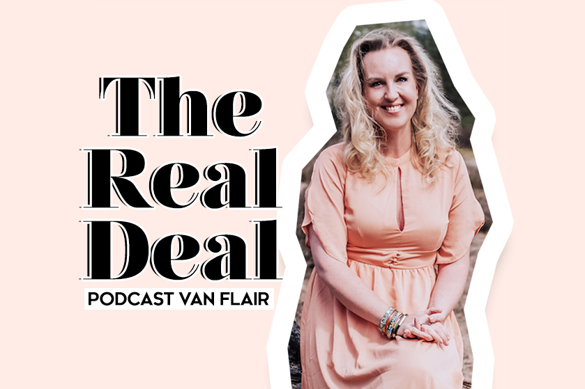 Podcast 'The Real Deal' #6: Saar Koningsberger open over haar fertiliteitstraject en hormonen