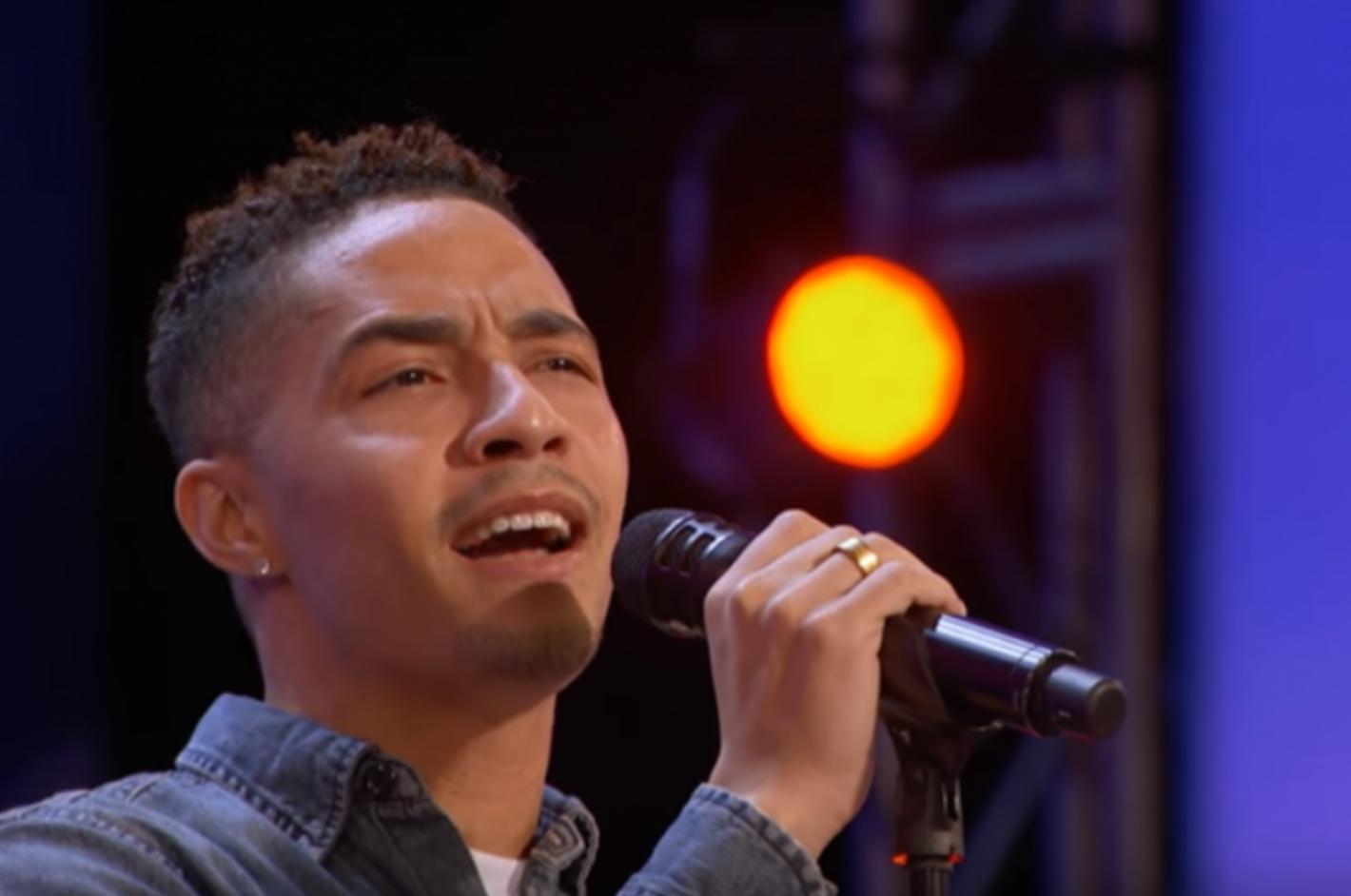 Aangrijpend: de auditie van de overleden America's Got Talent-deelnemer