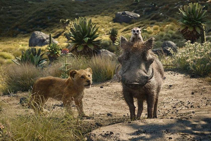 Dat smaakt naar meer: zó ziet Hakuna Matata eruit in 'The Lion King' 2.0