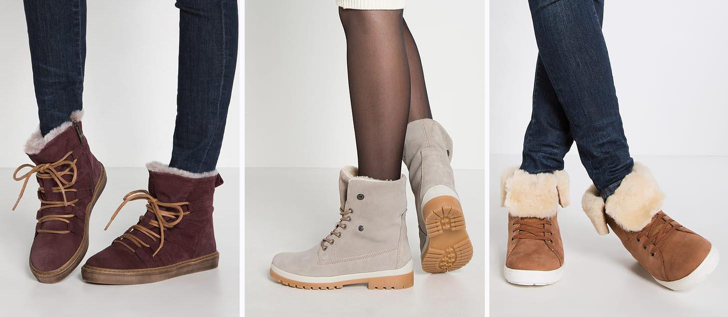 Shoppen: Wees voorbereid op de sneeuw met deze warme veterlaarsjes!